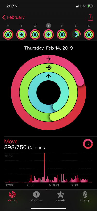 activity-app-on-the-iphone