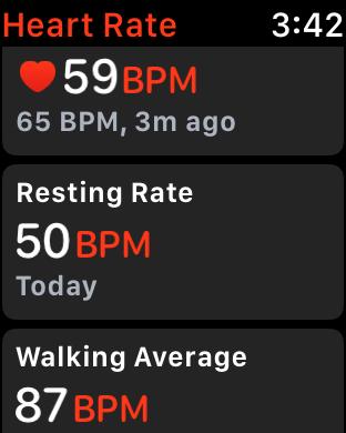 heart-rate-summary