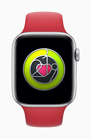Apple Watch Activity Challenge
