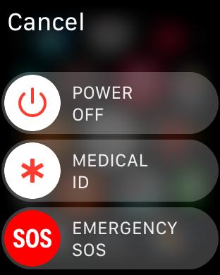 apple watch medical id