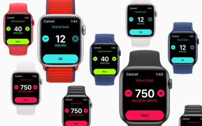 Apple Watch Activity Rings:  How to Change Your Daily Activity Goals