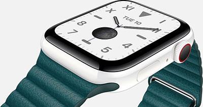 ceramic apple watch