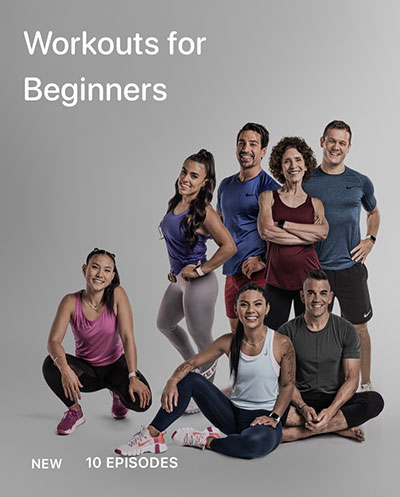 Fitness-plus-beginners