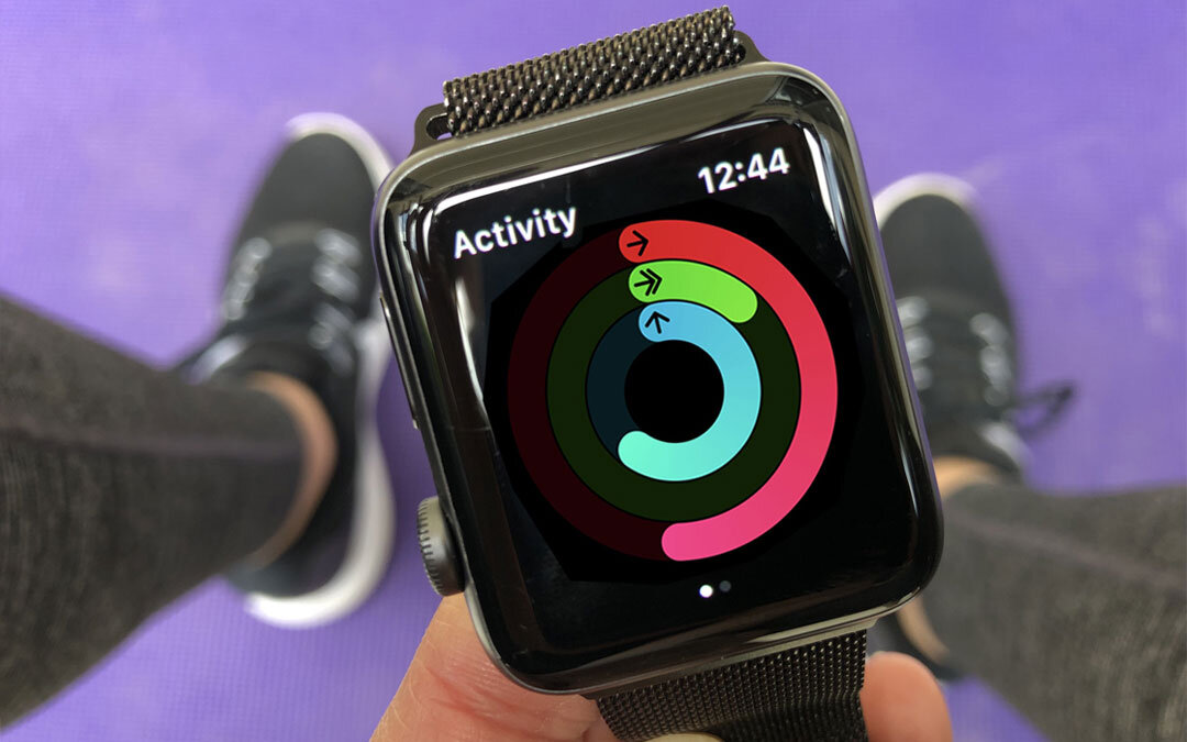 Why Does My Exercise Ring Not Close When I Do an Outdoor Walk?